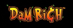 Dam Rich. Online Casino Slot Machine Game.